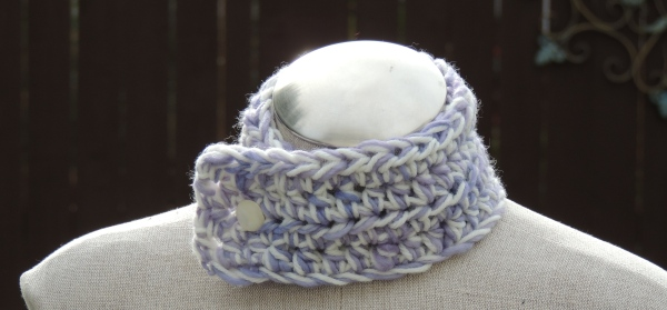 Simple Chunky Neck Warmer