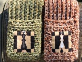 King & Queen Pocket Scarves